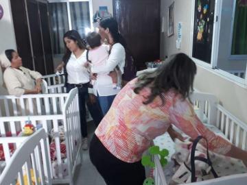 Lento proceso de adopción preocupa al Hogar Malambo
