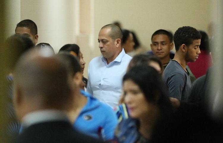 Prueba forense confirma la entrada de Cosca e Hidadi a la habitación 47