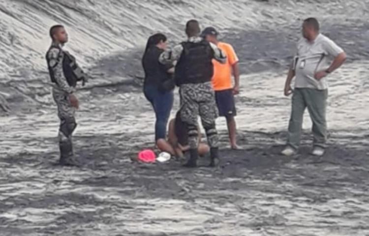 Recuperan cuerpo del que se ahogó en Gorgona