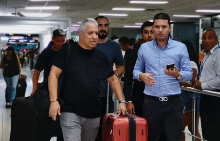 Américo Gallego se instala en Panamá