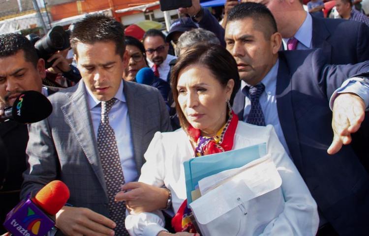 Juez mexicano ordena procesar a exministra de Peña Nieto por corrupción