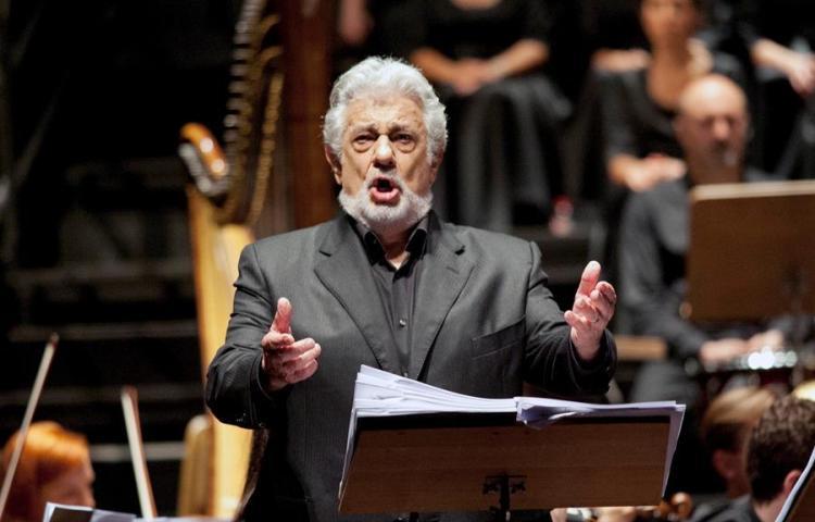 La mezzosoprano Wulf dice tener un testigo del acoso de Placido Domingo