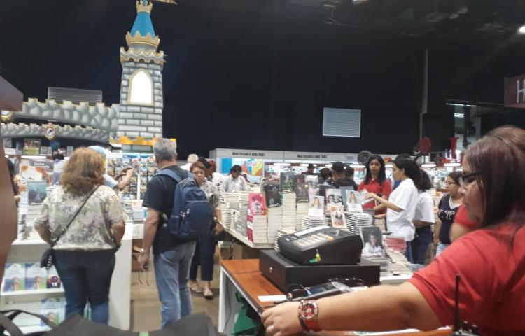 Comenzó la Feria Internacional del Libro