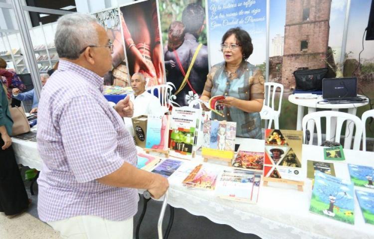Arrancó la XV versión de la Feria Internacional del Libro de Panamá