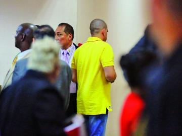 Encuentran ADN de Eduardo Calderón en zapatillas de Hidadi