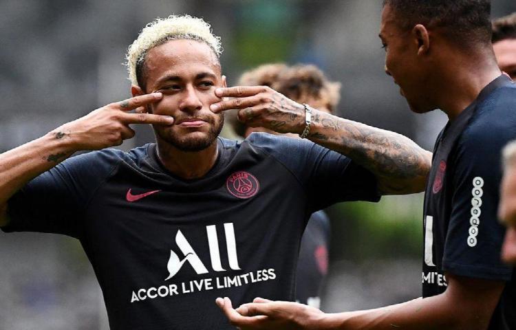 Reunión para posible venta de Neymar termina en nada