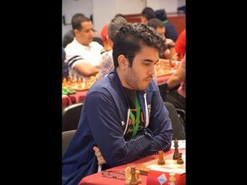 Aizpurúa saca la casta en el torneo Iberoamericano en España