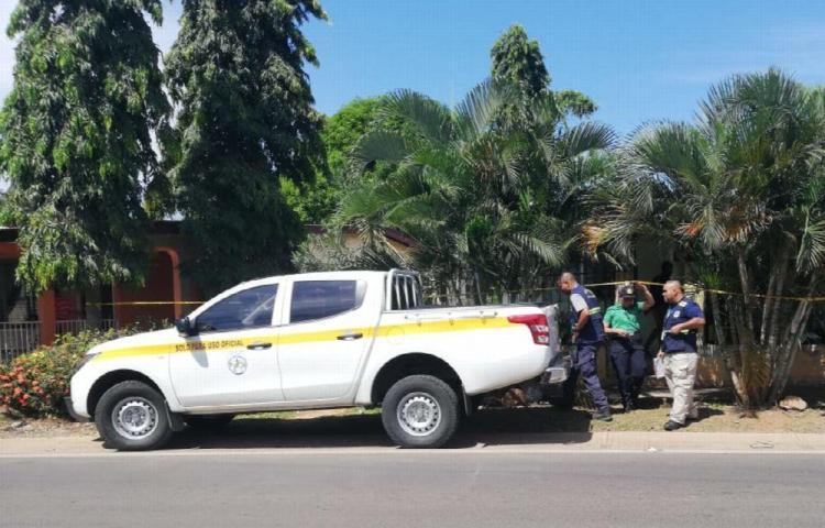 Se explotó un tanque de gas en Monagrillo y perdió la vida