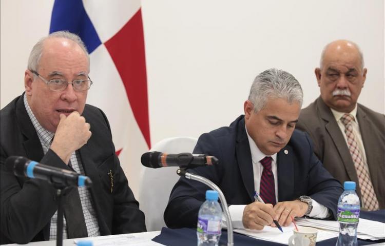 Hernán De León preside reunión anual del CISMO para coordinación del SPA