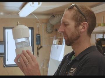 Los microplásticos se están acumulando en el hielo del Ártico