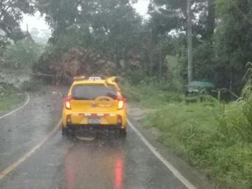 Ondas tropicales no dan descanso a los panameños