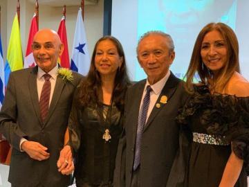 Udelas rinde homenaje a Panamá