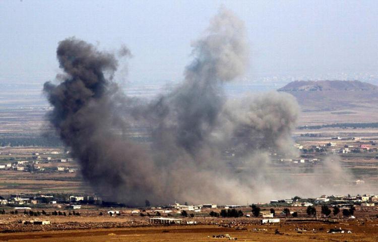Siria y Rusia bombardearon un convoy turco, dice Observatorio de DD HH