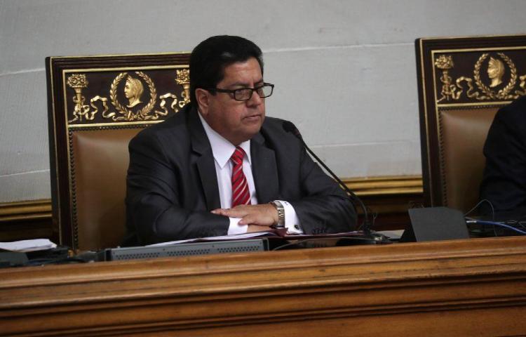 El vicepresidente del Parlamento venezolano lleva 100 días preso