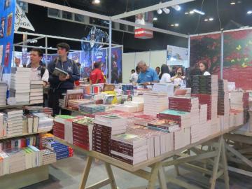 Feria del Libro espera mayor asistencia