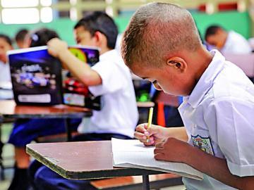 Meduca evaluará el nivel de aprendizaje con la prueba ERCE