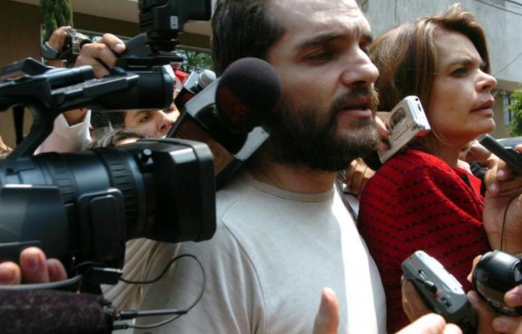 Detienen a Carlos Ahumada, ex pareja de la funcionaria de Peña Nieto investigada por corrupción
