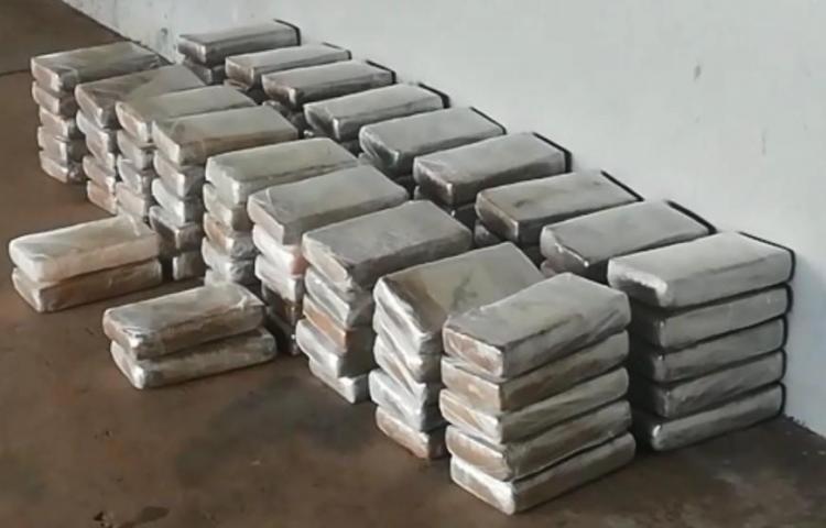 A juicio 3 colombianos por traficar 1,3 toneladas de cocaína en El Salvador