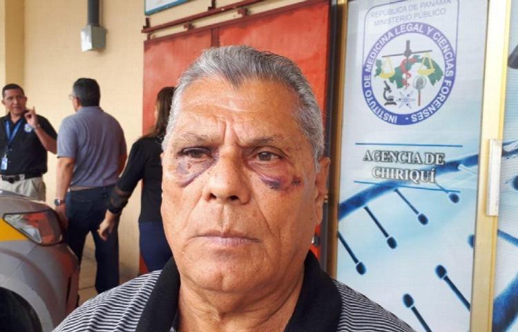 Amordazan y roban a una familia en Puerto Armuelles, Chiriquí