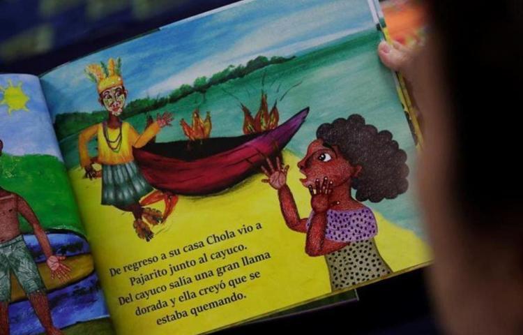 Gobierno distribuirá más de 14,000 libros de cuentos