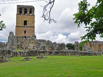 Asista hoy a las ruinas de Panamá Viejo, el acceso es gratuito