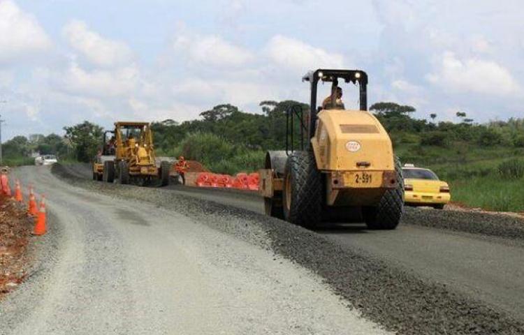 MOP anuncia cierre de vía el próximo lunes en Chilibre