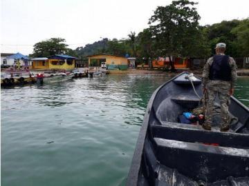 Colisión de lanchas en Isla Grande dejó muerto y herido