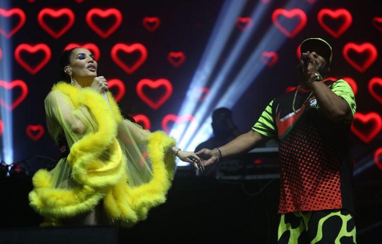 La 'Diva' elogió a Panamá por su apoyo