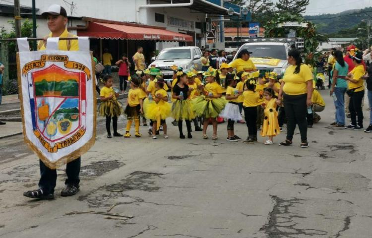 Coclé celebró el Festival de la Rana Dorada