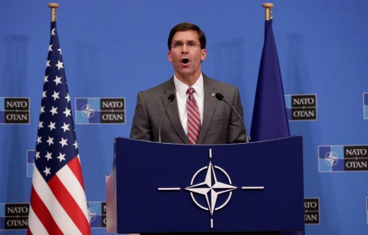 EE.UU. efectúa una prueba con un misil de crucero tras retirarse del INF