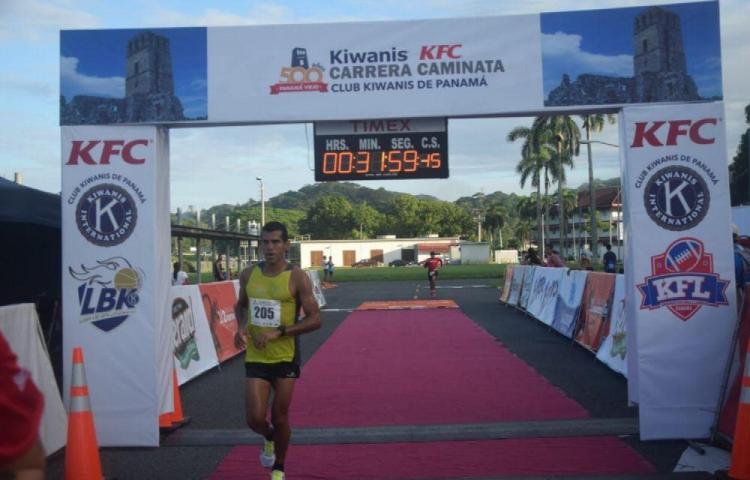 Castelblanco y Toroitich triunfan en Carrera/Caminata Kiwanis 2019