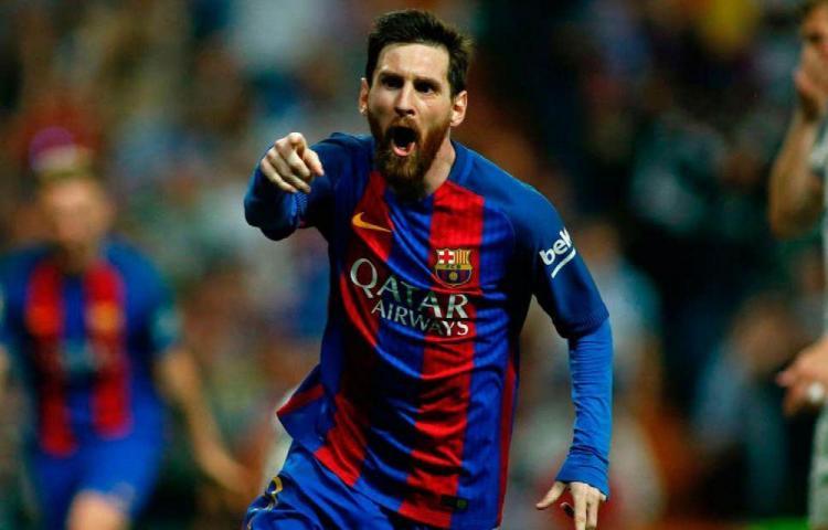 Messi, finalista al Puskas por su golazo contra el Betis