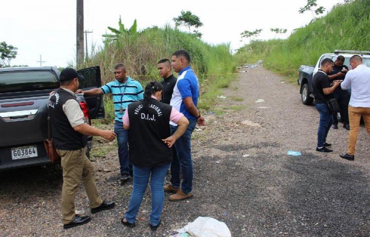 Tres asesinatos en cuatro días en Colón