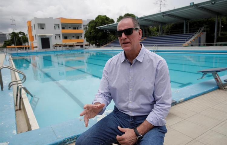 """El nuevo regente del deporte de Panamá admite que está ante """"duro reto"""""""