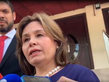 Procuradora Porcell presenta querella penal contra diputada Zulay Rodríguez