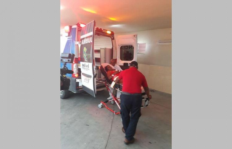 Tres impactadas por un rayo. Niña de 8 años perdió la vida