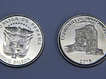 Patronato de Panamá Viejo asegura que no hay error en las monedas