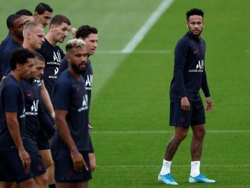 El entorno de Neymar está tras la pista de un posible traspaso al Juventus
