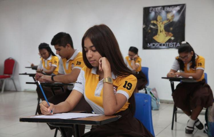 A través de pruebas miden la 'excelencia educativa' de los estudiantes