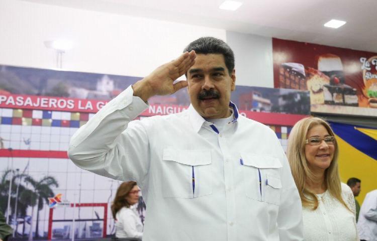 EE.UU. planea el 'día después' de Maduro