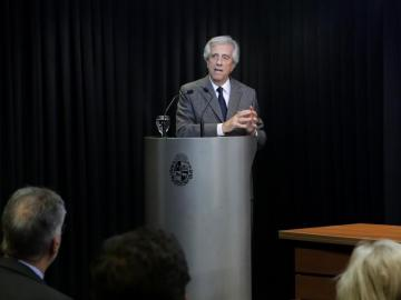 Presidente de Uruguay tiene un tumor maligno