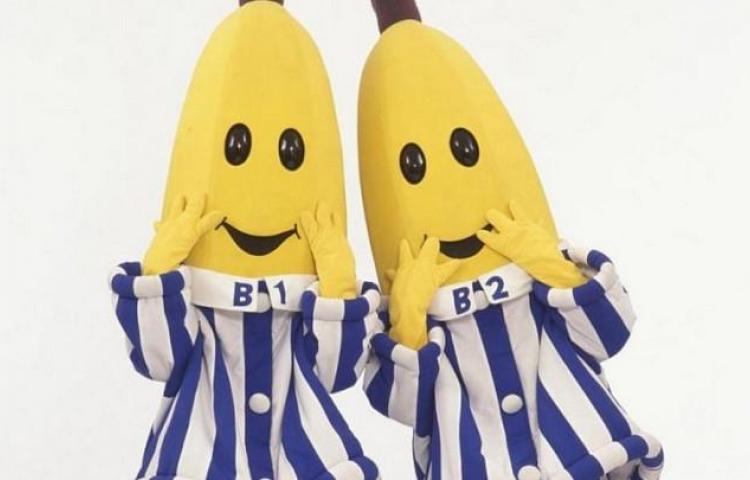 ¿Se acuerdan de 'Bananas en Pijamas'?. Son novios en la vida real