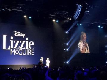 Vuelve'Lizzie McGuire' con 30 años