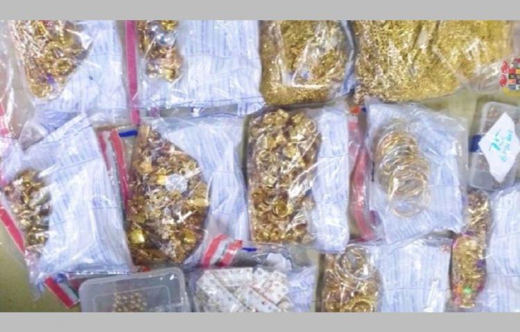 Cae red criminal que traficaba oro a Panamá