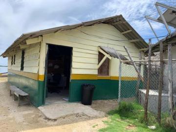 Centros de salud en la comarca Guna Yala en estado deplorable