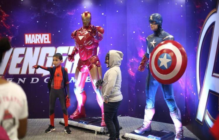 Comic Con Panamá está teniendo éxito