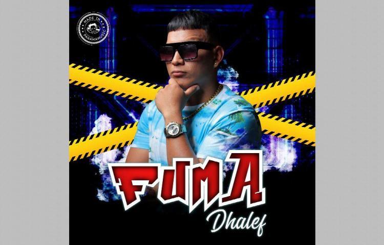 Dhalef, 'El artista de la Chantin' debuta con la canción 'Fuma'