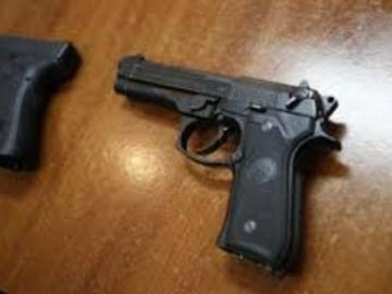 Cuatro Andaban por valle de San Isidro con armas de fuego y los cogieron