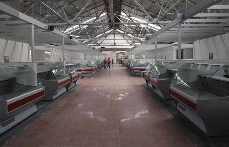 Mercado San Felipe Nery estará listo en octubre