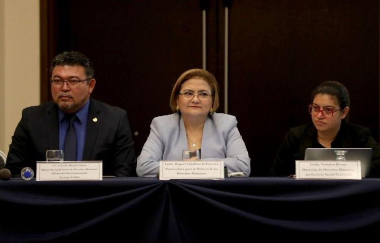 Denuncian que la Policía salvadoreña 'ejecutó' a 116 personas